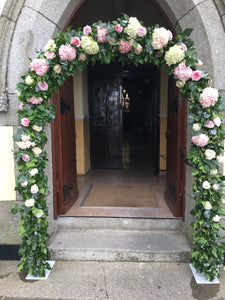 Floral Arch and Extras