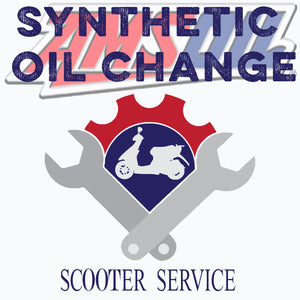 Amsoil Synthetic Oil Change