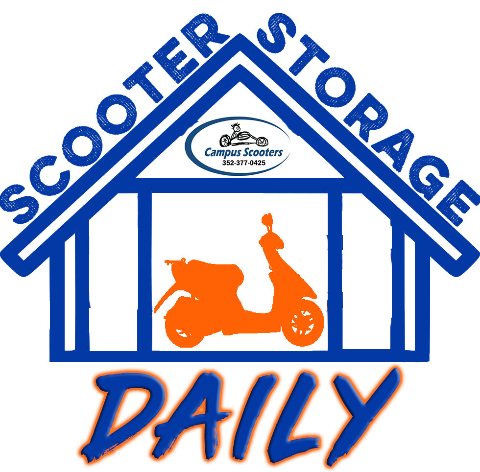 Daily Scooter Storage*