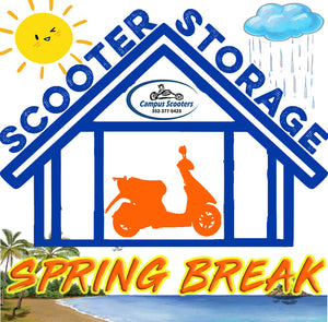 Spring Break Storage