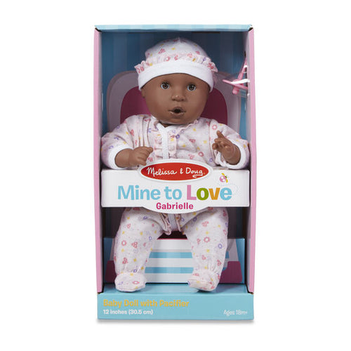 "Mine to Love Gabrielle- 12"" Doll"