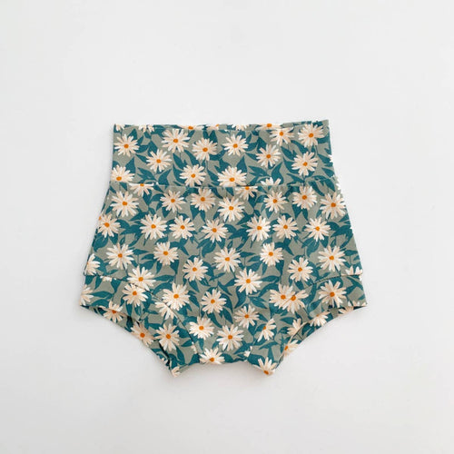 High Waisted Shorties- Lazy Daisy