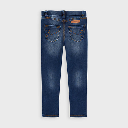 Girls Basic Denim Pants