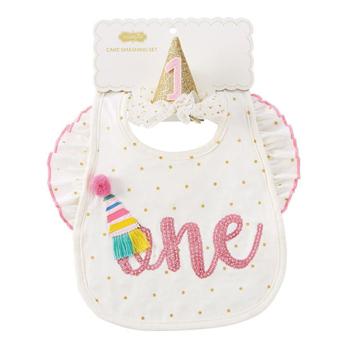 One Girl Cake Smahing Set