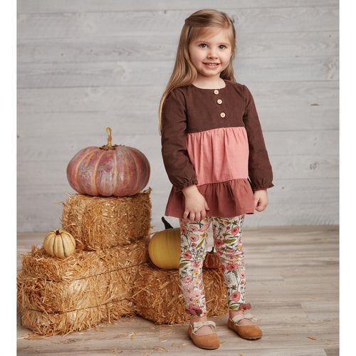 Corduroy Tunic and Leggings