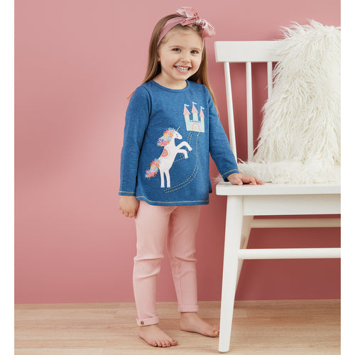 Unicorn Castle Tunic Legging Set