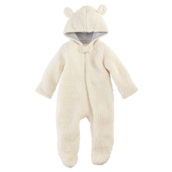 Sherpa Bear Bunting Suit