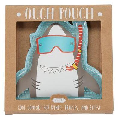 Boy Ouch Pouch - Shark Snorkle