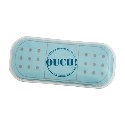 Blue Band Aid Ouch Pouch