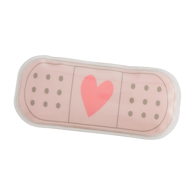 Pink Band Aid Ouch Pouch