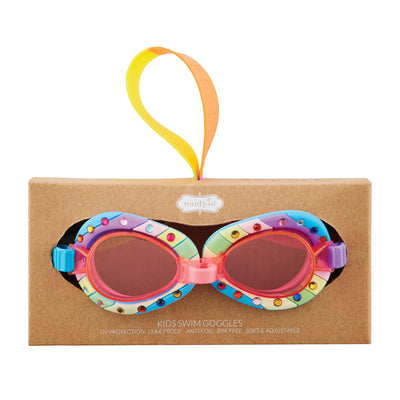 Rainbow Girl Goggles