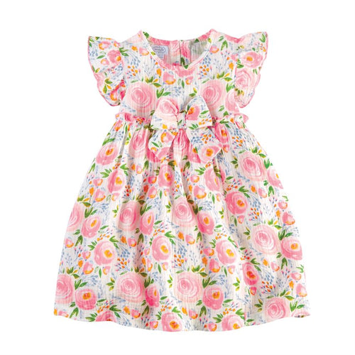 Rosebud Toddler Dress
