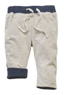 Gray/Navy Reversible Pants