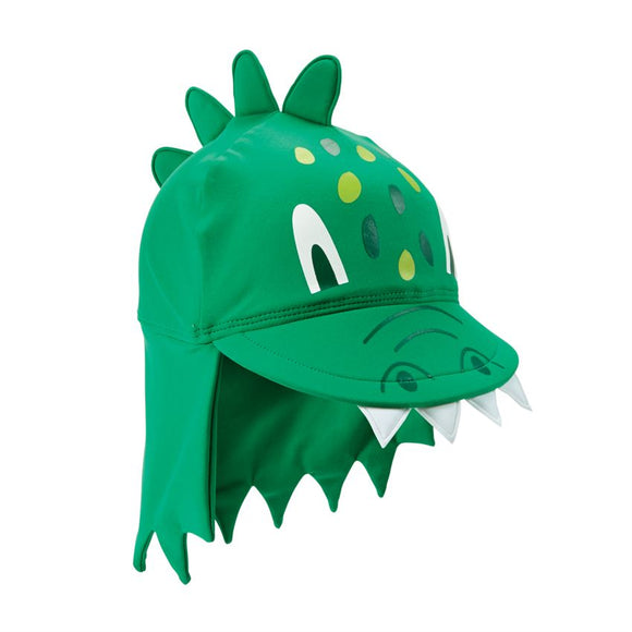 Alligator Swim Hat