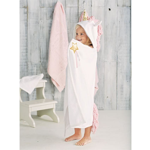 Unicorn Hooded Towel