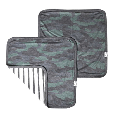 Three-Layer Security Blanket Set - Hunter