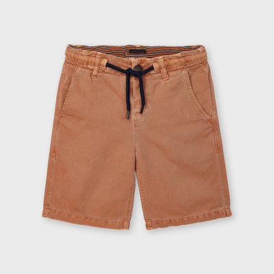 Twill Lined Clay Shorts