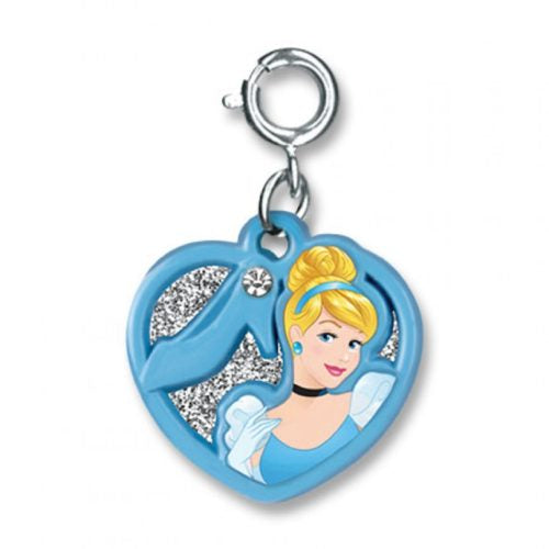 Cinderella Swivel Heart