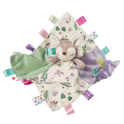 Taggies Floral Fawn Character Blanket