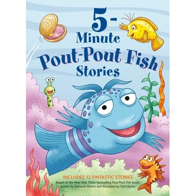 5-Minute Pout-Pout Fish Stories