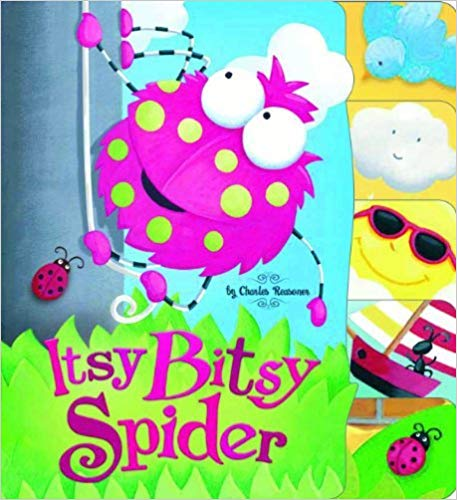 Its Bitsy Spider- Charles Reasoner Nursery Rhyme