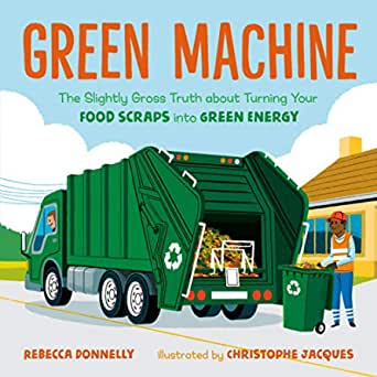 Green Machine Book