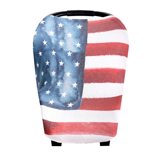 5-in-1 Multi-Use Cover- Patriot