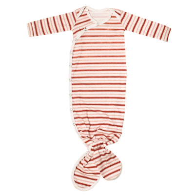 Cinnamon Newborn Knotted Gown