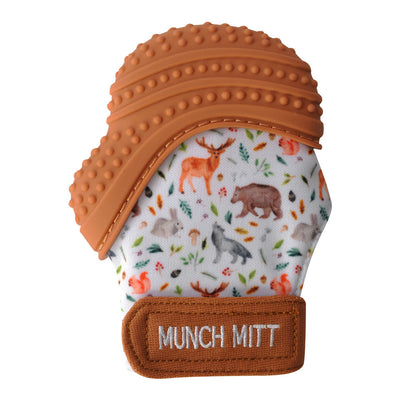 Munch Mitt-Woodland Animals