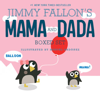 Jimmy Fallon's Mama and Dada Book Set