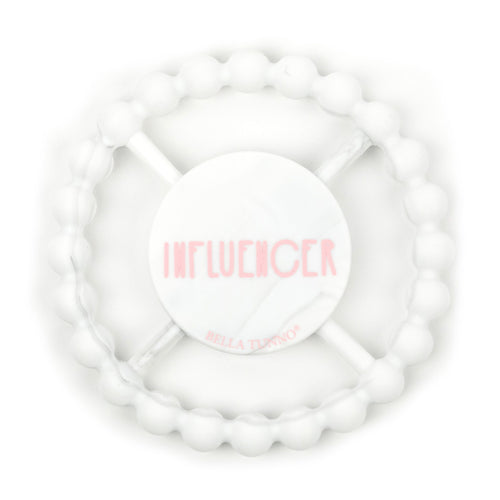 Happy Teether -Influencer Marble