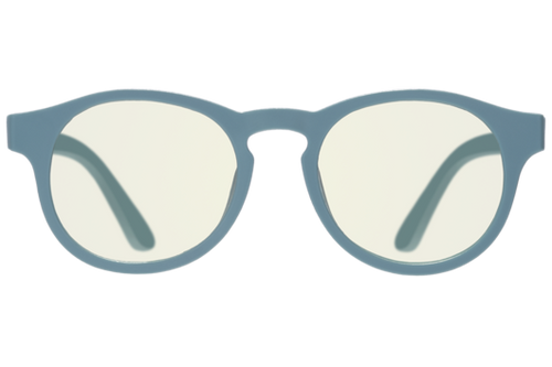 Babiators Blue Light Glasses:Out of the Blue Keyhole