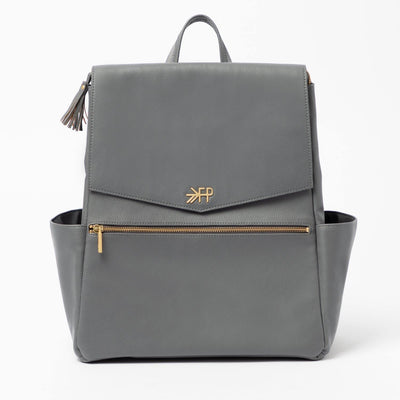 he Classic Diaper Bag- Charcoal