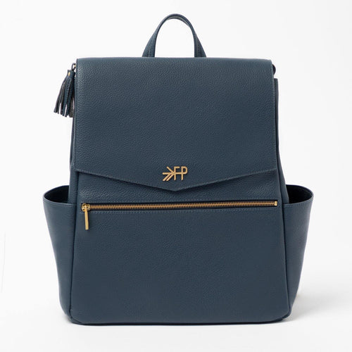 The Classic Diaper Bag - Navy