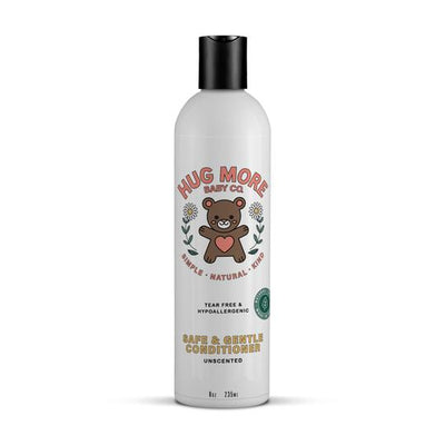 Hug More Safe and Gentle Conditioner-8oz