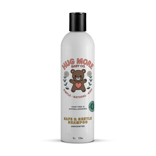 Hug More Safe and Gentle Shampoo-8oz