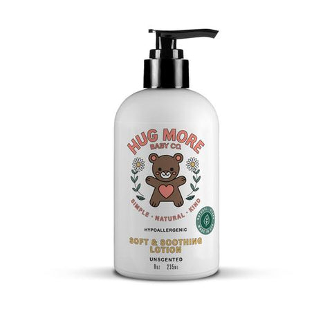 Hug More Soft and Soothing Lotion-8oz