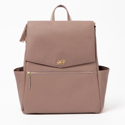 The Classic Diaper Bag - Heather