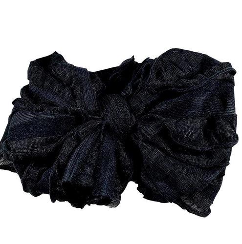 In Awe Couture Headband- Black