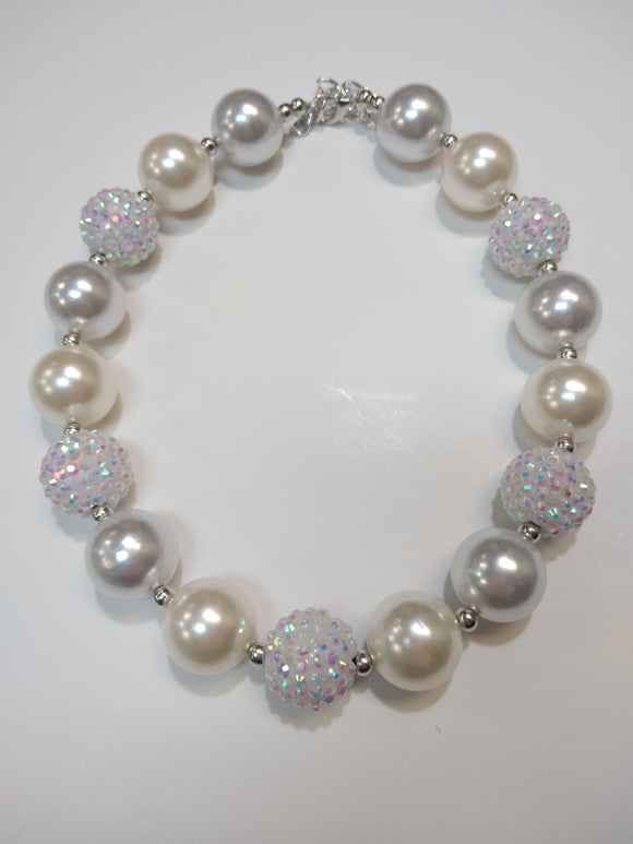 Snow Queen Bubble Necklace