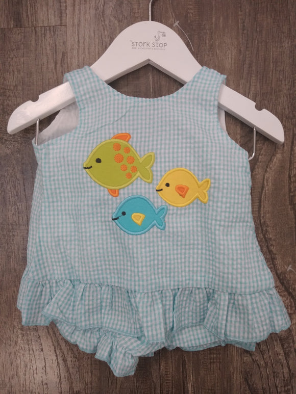 Fish Outfit