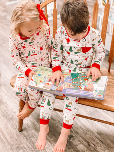 Boy Christmas Pajamas