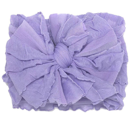 In Awe Headband- Lavender