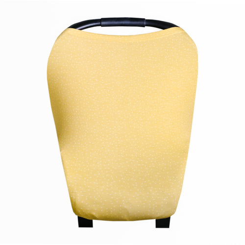 5-in-1 Multi-Use Cover - Marigold