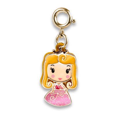 Gold Swivel Aurora Charm