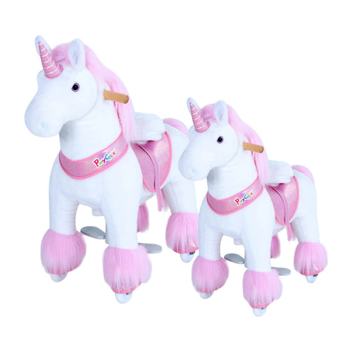 Pink Unicorn, Small (Ages 3-5)