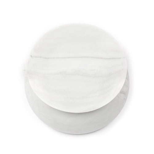 Suction Bowl- Marble