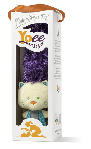 Yoee Baby - Baby's First Toy - Kitty
