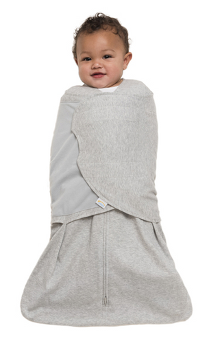 SleepSack Swaddle - Heather Gray