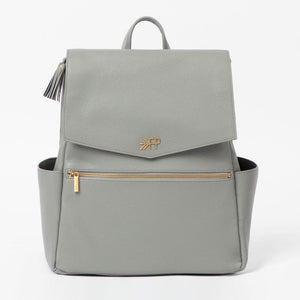 The Classic Diaper Bag - Stone